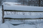 snow-covered fence rail-1