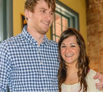 Nikki and Bryan