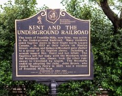 ...and historical markers.