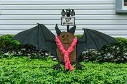 Chautauqua: A touch of Halloween humor!
