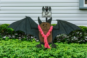 Chautauqua: A touch of Halloween humor!