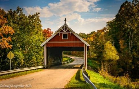 Netcher Road bridge