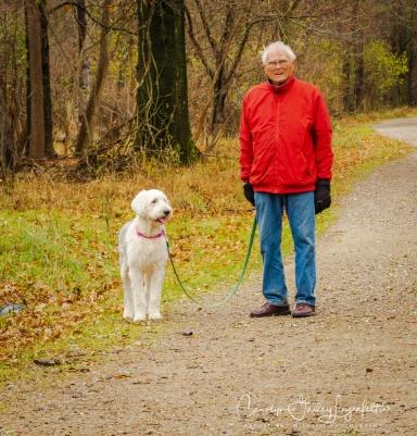 An Autumn trail walk